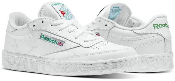 ba39b911364 Reebok Club C 85 Training Athletic Shoes For Men - White