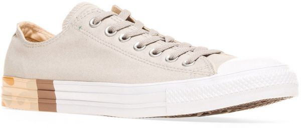 15979a953 Converse Chuck Taylor All Star Ox Fashion Sneakers for Men - Beige ...