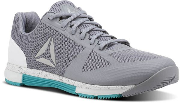 Reebok R Crossfit Speed Tr Training Athletic Shoes For Women - Grey ... 2e782cb5d