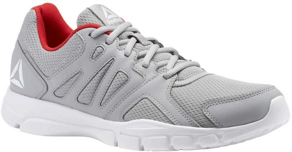 7fcd72d2a0a9 Reebok Trainfusion Nine 3. Training Athletic Shoes For Men - Light Grey. by  Reebok