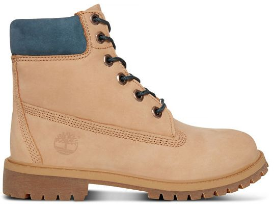 7769ce0707 Timberland A1Plo Junior Timberland Icon 6-Inch Waterproof Premium Boot -  Beige | Souq - Egypt