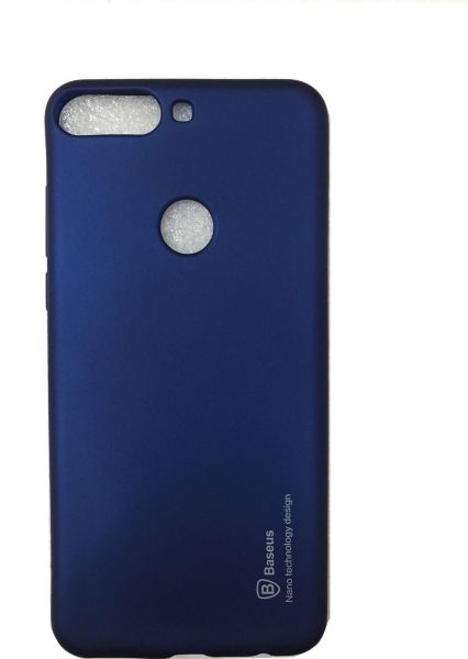 timeless design 2417d d129c Baseus Back case For Huawei Y7 Prime 2018 - Dark Blue