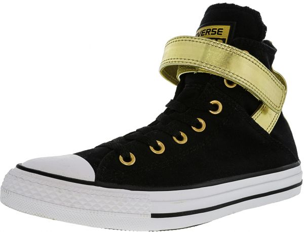 14455492f5f Converse All Star Brea Fashion Sneakers for Women - Black