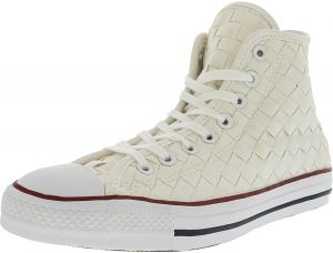 28124cde9572 Converse Chuck Taylor All Star High Fashion Sneakers for Men - Off White