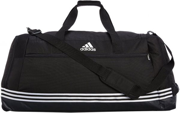 53a9b75917 Adidas Sports Duffle Team Bag With Wheels - Black