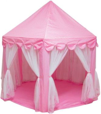 Indoor Tipi Childrenu0027s Toy Tents for Kids Game Castle Play Tent House Wigwam Room Toys for 0-14 Years Baby-PINK | Souq - UAE  sc 1 st  Souq.com & Indoor Tipi Childrenu0027s Toy Tents for Kids Game Castle Play Tent ...