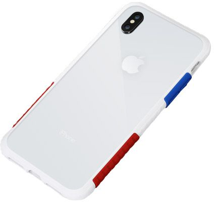 JOYROOM Cases & Covers Apple For iPhone X , White | Souq - UAE