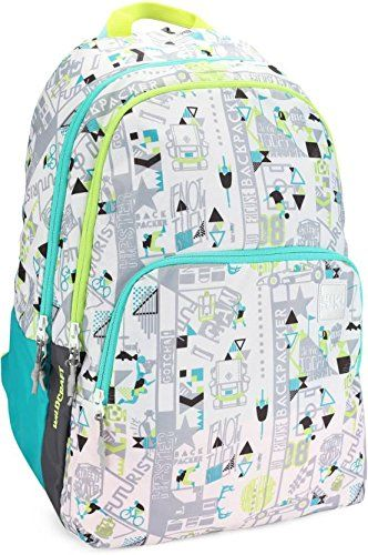 Wildcraft 35 Ltrs White School Backpack - 11734- White   Souq - UAE 1d1693f6e5