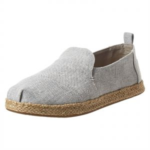 TOMS Slip On Shoes for Women - Grey 9187048a3c