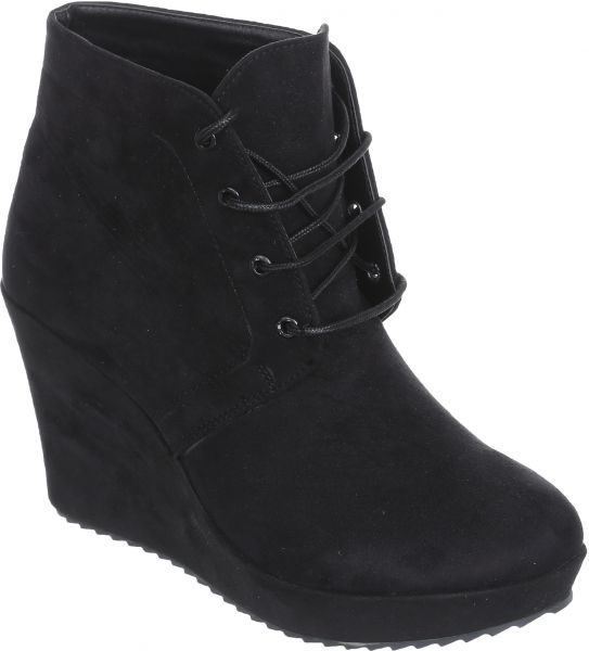 1096dfc50e66c Venti Wedges Boot For Women - Black