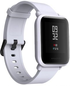 43ec733cd Xiaomi Amazfit Bip with Heart Rate Monitor Water Resistant Fitness Tracker  For iOS & Android - Grey