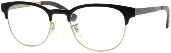 d789241247962 Ray-Ban Women s Clubmaster Eyeglasses - RX6317-2833 - 51-20-145 mm ...