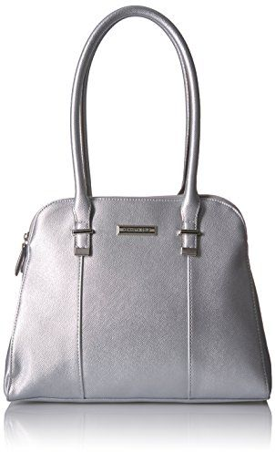 80a23fcbc89 Kenneth Cole Reaction 11BNA11CO-SI Double Handle Bag for Women