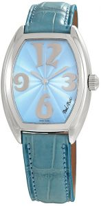 2e03374b8a673 Paul Picot Firshire 2000 Women s Blue Dial Leather Band Watch -  P4057.20L.269