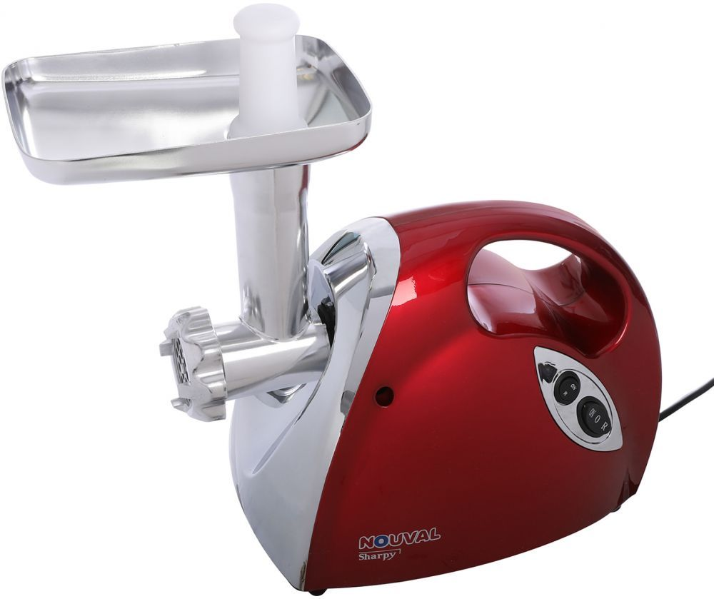 Nouval Sharpy Meat Grinder 1600 W Red