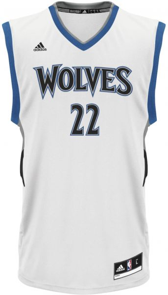 adidas NBA Men s Minnesota Timberwolves Zach LaVine Replica Player ... ca21e45a3