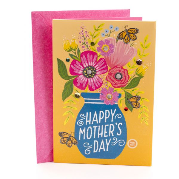 Hallmark mothers day greeting card with music lights sunshine this item is currently out of stock m4hsunfo