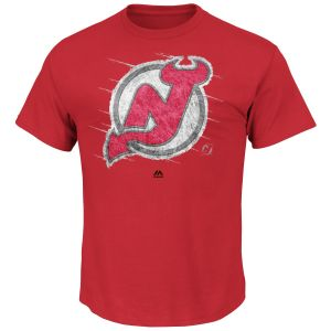 266be72a5 Majestic Athletic NHL New Jersey Devils Men s Pond Hockey Tee
