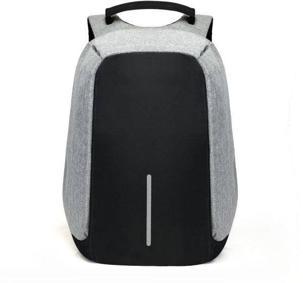 cc1eae9f15 USB Charging Anti Theft Business Laptop Backpack with Port Fits 15.6 inch  Laptop