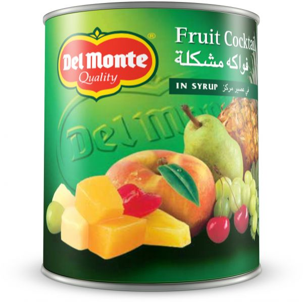 Del Monte Fruit Cocktail Cherry In Syrup 825 Gm Price Review And