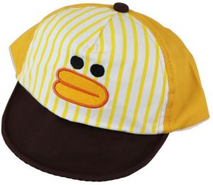93c8db20c20d5 Baby Sun Hat Baby Boy Girl Kid Toddler Infant Sun Hat Caps Baseball Beret  Cap (Yellow Duck)