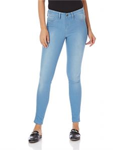 4665b2089 Tiffosi One Size Fits All Skinny Jeans for Women - Light Blue