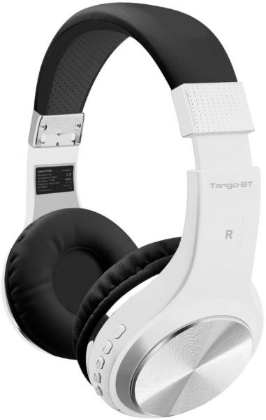Wireless Bluetooth Headphones, Portable Foldable Hi-Fi Deep Bass Wired and  Wireless Adjustable Headphones with Mic, Built-In Micro-SD Card Slot and HD