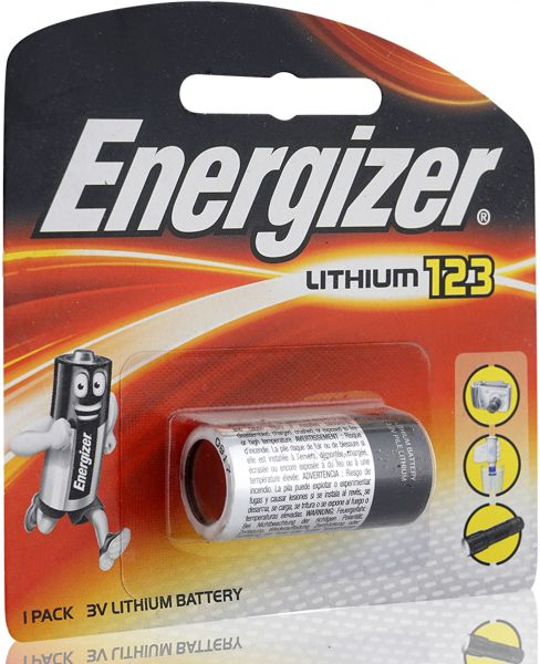 Energizer 3volt Lithium 123 Battery Souq Uae