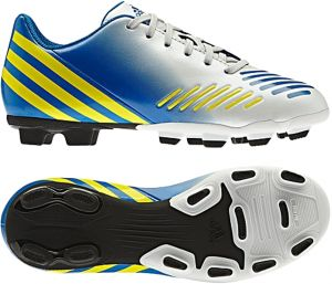 2228c31f71c adidas Football Shoes for Boys - Blue and White