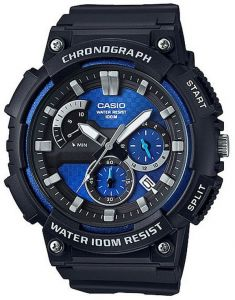 a28d4881d Casio Rubber Black Rubber Casual Watch For Men - MCW-200H-2AVDF