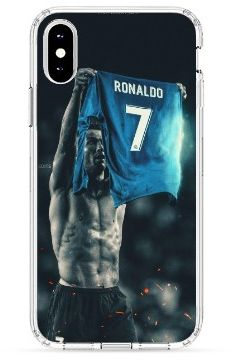 new product 1bdcf 54237 Shopmetro Cristiano Ronaldo apple iPhone X Case