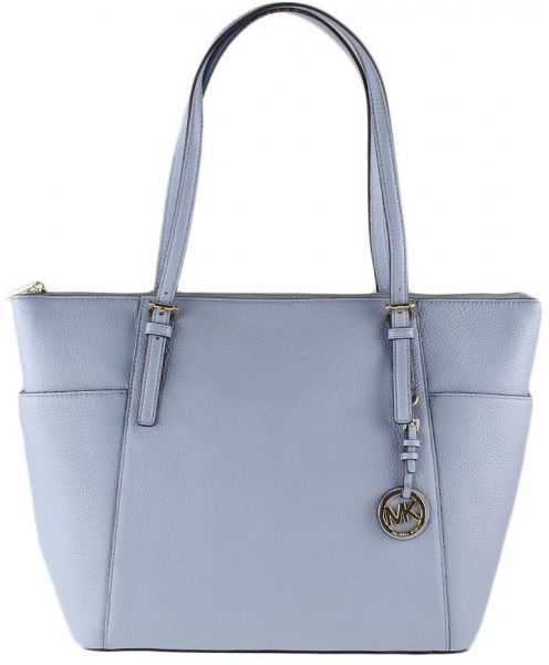 Michael Kors Jet Set Large East West Tote Bag Pale Blue 35h7gttt7l