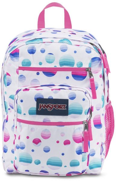 cheap for discount 224ed 2af8e Jansport Big Student School Backpack For Women - Multi Color   Souq - Egypt