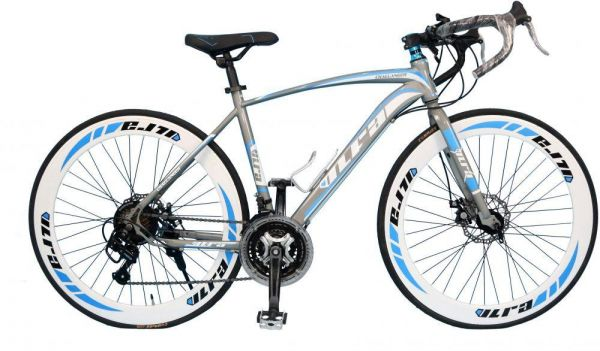 VLRA Road Racing Bike 26Frame 21 Speed 700c Heavy duty construction ...