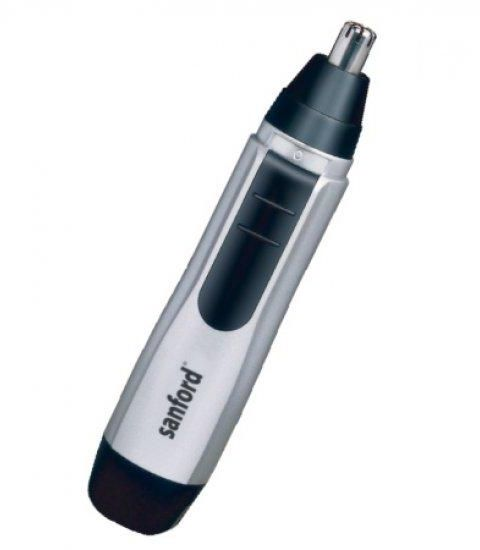 Sanford SF1991NT Nose Trimmer, Black/Silver