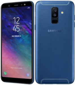 Buy Samsung Galaxy A6 Plus 2018 Samsung Amc Design Dux Ducis Uae
