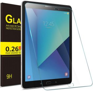 IVSO Samsung Galaxy Tab S3 9.7 Screen Protector, Tempered Glass Screen Protector with 9H Hardness for Samsung Galaxy Tab S3 9.7,Clear