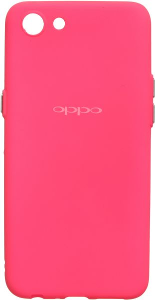 san francisco 6d9e8 67245 Oppo Back Cover for Oppo A83, Pink