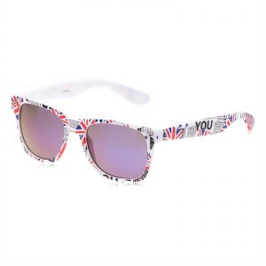 2db186522d TFL Wayfarer style World Cup Sunglasses UK Flag Theme with Print - TFL  023882UV UKP