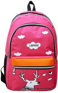 7d9213ccb026 Fashion Girl School Bag Waterproof light Weight Girls Backpack bags  printing backpack child