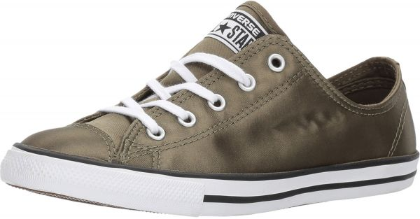 b4fd687692d8e7 Converse Chuck Taylor All Star Dainty Ox Fashion Sneakers for Women ...