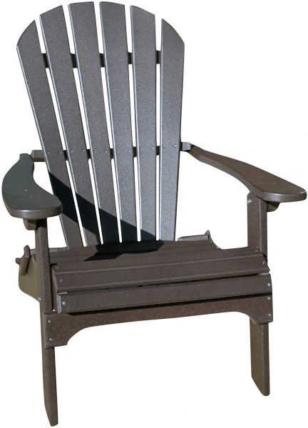 souq phat tommy recycled poly resin folding adirondack chair
