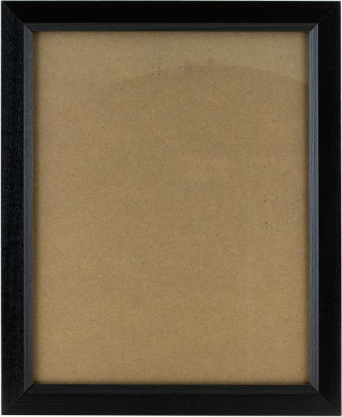 Craig Frames 7171610bk Picture Frame Wood Grain Finish 825 Inch
