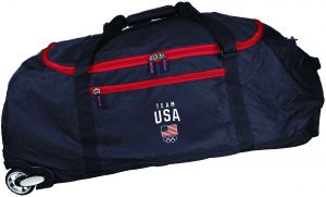 Team USA Olympics Crusader Collapsible Duffel 9f2793cd792af