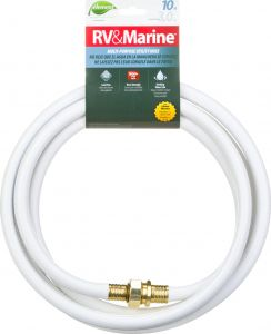 Element CELMRV12010 RV/Marine Lead-Free, Drinking Water Safe Utility Hose 10 ft, White