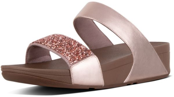 8ad26117dccd1e Fitflop Comfort Sandals for Women - Rose Gold