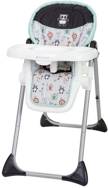 Baby Trend Sit Right 3 In 1 High Chair Multi Color Hc05b30a