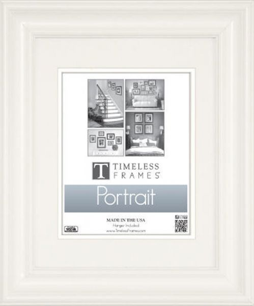 Souq | Timeless Frames Lauren Portrait Wall Photo Frame 16x20 White ...