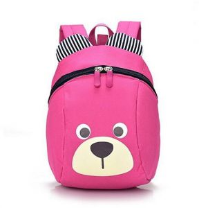 12619e17a6 1-3Y Cute Bear Small Toddler Backpack With Leash Children Kids Backpack Bag  for Boy Girl