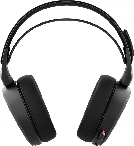 a1f9176caaf SteelSeries Arctis 7 Wireless Gaming Headset with DTS Headphone X 7.1  Surround Black | KSA | Souq